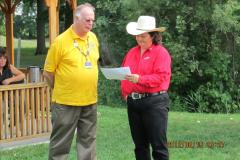 TJ-Stables-owner-Terry-Jenkins-is-thanked-for-hosting-our-members-by-Kiwanian-George-Service